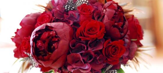{Charleston Garden Wedding} Bold & Beautiful