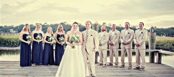 {Boone Hall Plantation: Cotton Dock} M & J Classic Coastal Details