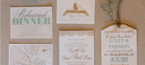 Wedding Invitations in No Time!