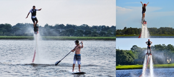 Charleston Bachelor Parties~ Adventure Happens