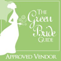 Approved by Green Bride Guide