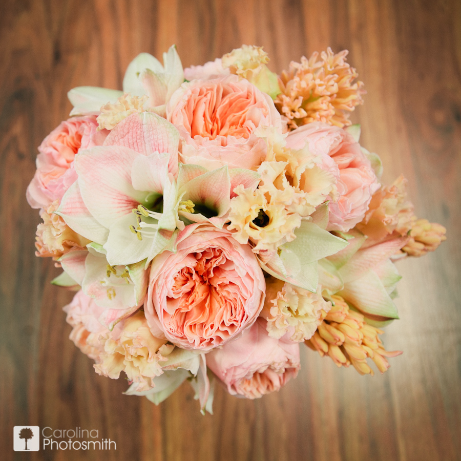 Just Peachy Bouquet
