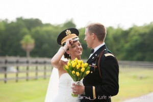 Bride and Groom at Pepper Plantation, Charleston, SC