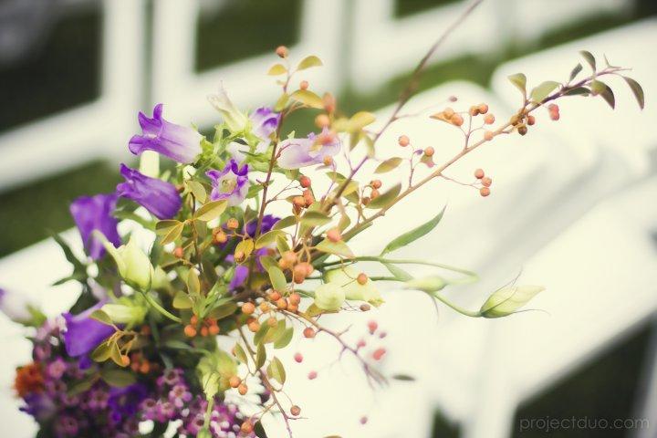 Floral Decor at The Palmer House, Charleston, Sc