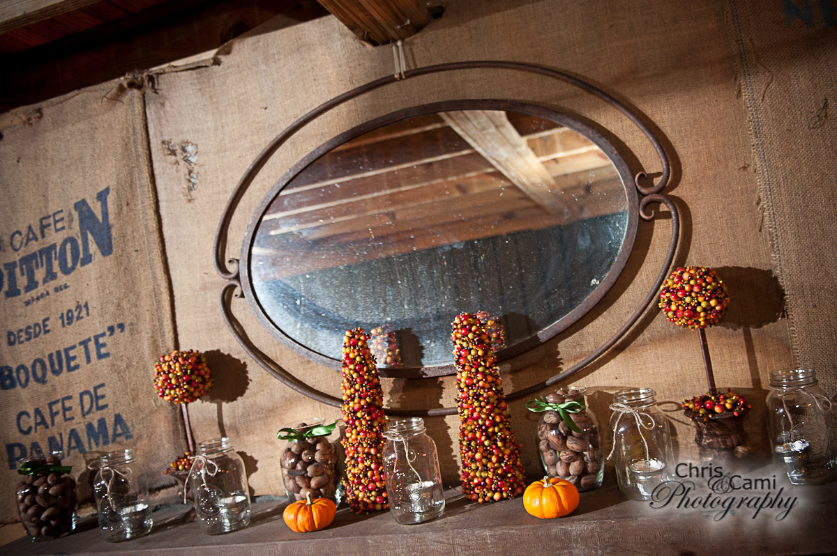 Fall decor, WildFlowers, Inc., Summerville, SC