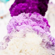Hot Wedding Trend~ The Ombre Effect Part Deux