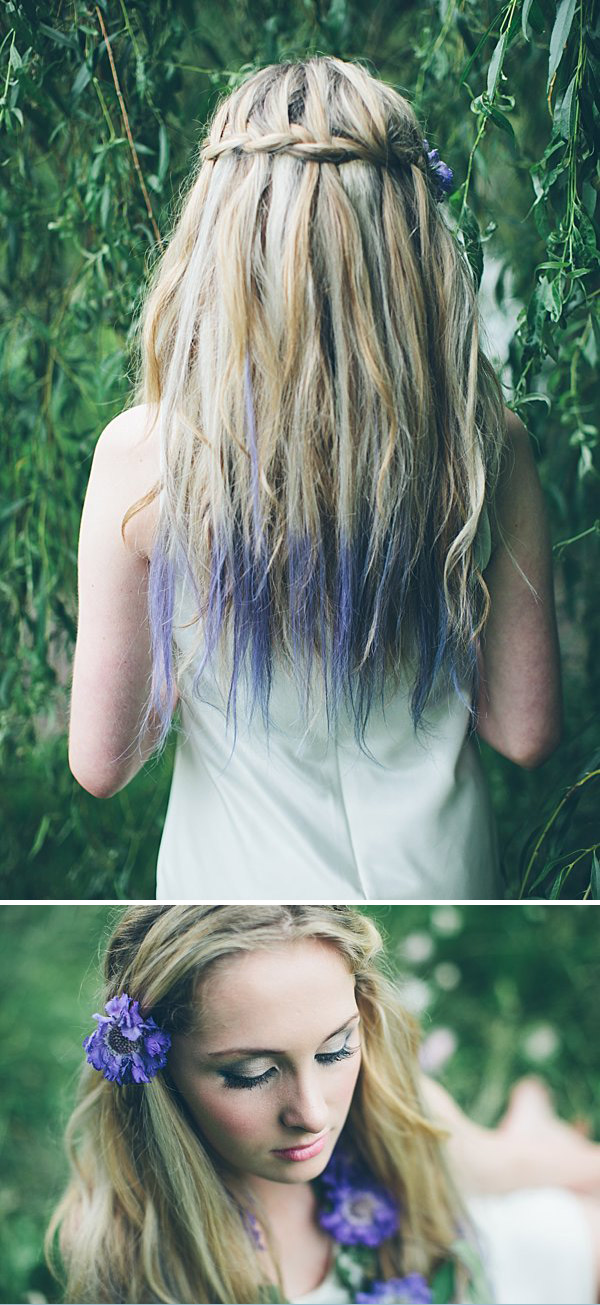 Hair Ombre-Purple
