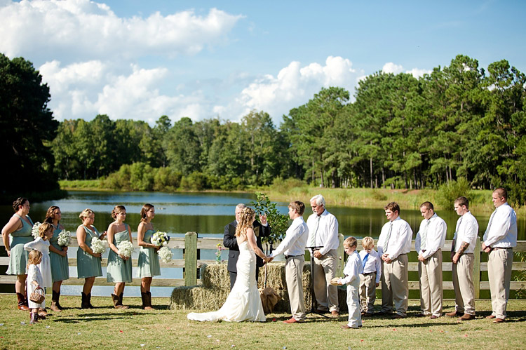 Wedding at Pepper Plantation