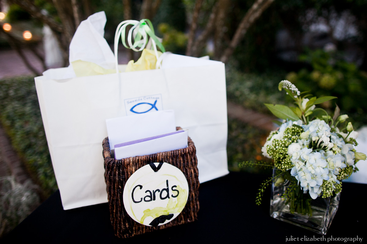 Wedding Guest Book & Gift Table