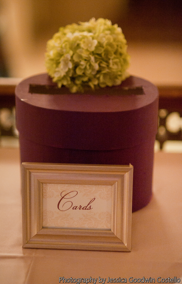 Wedding No Gift Box : HomeGallery{Francis Marion} Love Knows No BoundsCard Box