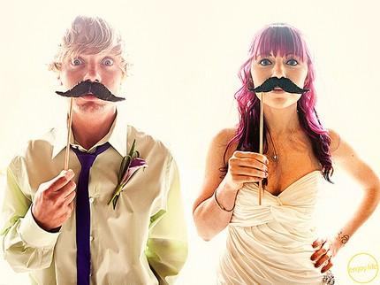 Mustache Photo Fun