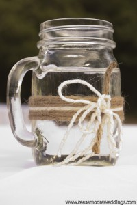 Mason Jar as Glass