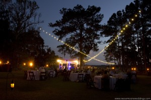Oyster House Farm Wedding Reception