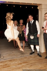 Scottish Highland Country Wedding Dancing