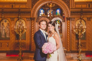 Greek Orthodox Church Wedding